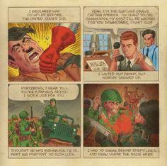 comicsworkbook: tomscioli: Young Jack Kirby Tom Scioli comicsworkbook:  tomscioli:  Young Jack Kirby  Tom Scioli