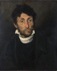 """El cleptómano (""""Le cleptomane ou L'aliéné""""). Théodore Géricault. 1822. Localización: Museo de Bellas Artes de Gante. https://painthealth.wordpress.com/2017/05/02/el-cleptomano/"""