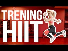 (3) 🔥 INTERWAŁY W DOMU 🔥 - TRENING HIIT 🔥 | Codziennie Fit - YouTube Hiit, Fitness, Youtube, Movies, Movie Posters, Films, Film Poster, Cinema, Movie