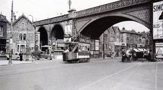 16 Awesome Old Photos Of Bristol Throughout The Years Bristol Street, City Of Bristol, Bristol Uk, Great Places, Places To Go, Gloucester Road, Bristol England, Old Street, Old Photos