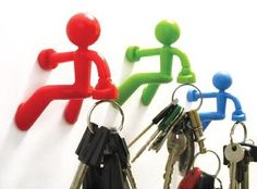 """""""Key Pete"""" - Magnetic key holder #promotionalproducts"""