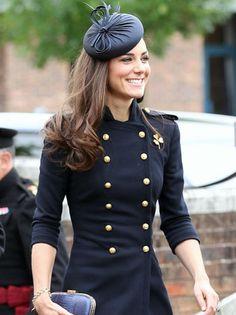 Kate Middleton :: Cashmere wool Coat