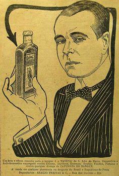 Vintage 1920s ad