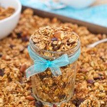 Sweet Pea's Kitchen » Coconut Quinoa Granola {Sweet Pea's Kitchen}