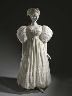 Summer Dress 1830 The Los Angeles County Museum of Art