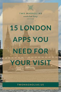 Take your visit to from ho-hum to amazing with these must-have apps. They will help you navigate the city like a local and find the hidden London. Travel tips and apps for your European bucket list travel plan. Travel Advice, Travel Tips, Travel Guides, Travel Destinations, Travel Icon, Holiday Destinations, Travel Usa, Hidden London, Bon Plan Voyage