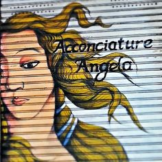 Italy - Emilia Romagna Region - Bologna  - You find really cool graffitis on many shop doors in Bologna - Instagram by @melvin