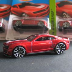 2014 Hot Wheels Chevy Camaro Special Edition mint on card for sale at Bonanza