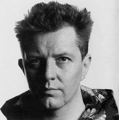 John McGeoch (b.1955 Greenock). Guitarist with Magazine, Siouxsie and The Banshees, Visage and Public Image Ltd.