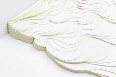 3d paper art by maud vantours #Art #PaperArt #artist