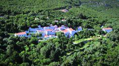 Arrábida em imagens aéreas excelentes - 2012