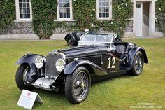 1934 Triumph Dolomite 8C SS Corsica Roadster