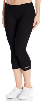 these work out pants are so comfy! ASICS Women's Performance Run Capri