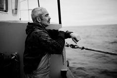 Life at sea by Simon White, via Behance