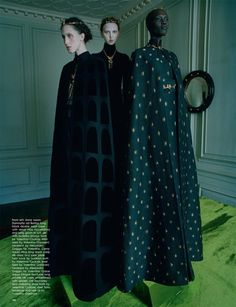 Bosched! shot by Tim Walker for LOVE