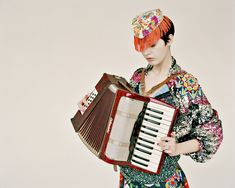 everything is better with an accordion