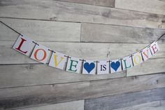 This banner is so versatile and can be used across multiple celebrations. Here are some ideas!: engagement photos, wedding photos, wedding