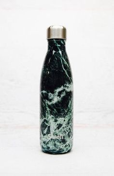 Elements Collection 500ml Bottle - Baltic Green Marble