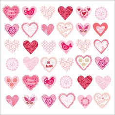 Hearts greetings card from Phoenix Trading  £1.75 each or £1.40 when buying 10 or more. Anniversary, Valentines, Engagement, Wedding
