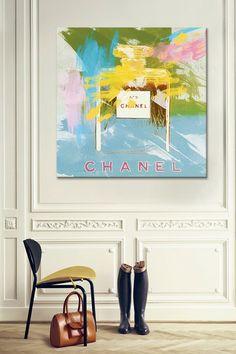 Mademoiselle 2 Canvas Print by iCanvasART on @HauteLook