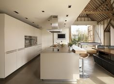 Private commission - eco barn conversion in Vale of the White Horse