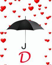 Alfabeto animado lluvia de corazones. | Oh my Alfabetos!