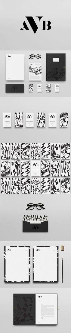 AVB Law Firm Branding by Studio Whiskey & Mentine   Fivestar Branding – Design and Branding Agency & Inspiration Gallery