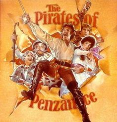 """Pirates of Penzance................................ """"This particularly rapid unintelligible patter isn't generally heard and if it is it doesn't matter!"""""""