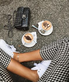 "5,158 Likes, 25 Comments - Josefine H. J (@josefinehj) on Instagram: ""Sidewalk coffee with love ☕️❤️"""