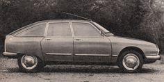 Citroen GS Pallas price circa 1975 £2,099 Top model in the GS range #70scars