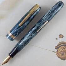 Caneta Tinteiro Watermans W3 Blue Striped - 60% Off