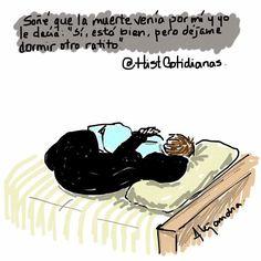 Soñé que la muerte... by histcotidianas
