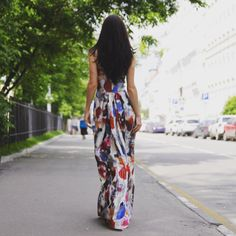 Belcando junior maxi dress