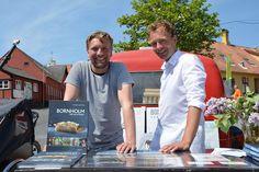 Se den flotte forside: Her er den nye bornholmske madbog