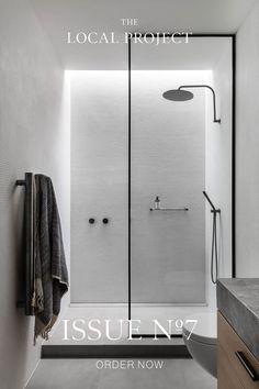Bathroom Renos, Laundry In Bathroom, Small Bathroom, Bathroom Design Inspiration, Bathroom Interior Design, Interior Decorating, Modern Japanese Interior, Modern Interior, Room Ideas Bedroom