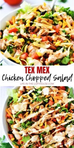 Grilled Chicken Salad, Chicken Salad Recipes, Healthy Salad Recipes, Vegetarian Salad, Healthy Salad With Chicken, Healthy Salads For Dinner, Grilled Chicken Sides, Healthy Sides For Chicken, Best Lunch Recipes