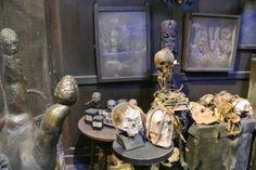 Dark arts collections