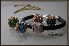 Pattern bijoux: Pulsera Armonia