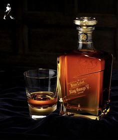 GOOD TASTE! Johnnie Walker Blue King George V Edition