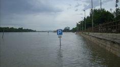 Budapest, (áradás, 2013-nyár)