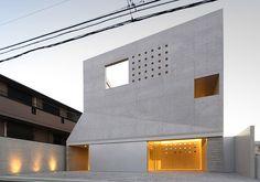 Scharfe Objekte - Wohnhaus bei Tokio von Shigeru Fuse