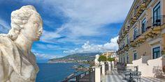 Notti principesche; in alcune delle ville più speciali e scenografiche d'Italia trasformante in memorabili hotel di charme. Strutture irripetibili in posti magici con panorami unici  disl