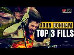 3 John Bonham Drum Fills Every Drummer Should Know Learn Drums, How To Play Drums, Led Zeppelin Songs, Drums Beats, John Bonham, Drum Lessons, Double Bass, Music School, Clarinet