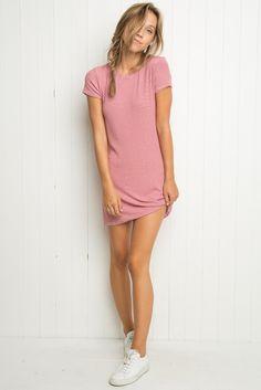 Brandy ♥ Melville | Lyzy Dress - red stripes LOVE IT! $28