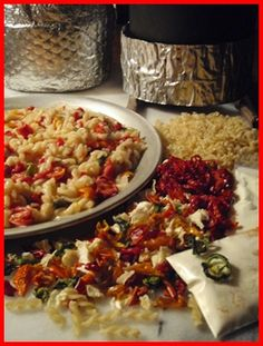 Tasty Backpacking Recipes~follow Chef Glenn's backpacking recipes // cooked meals that can be dehydrated and packed up light and tight. In camp, using minimal fuel // combine meal with hot water