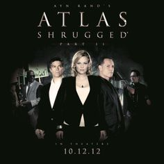 Official Atlas Shrugged Movie web site.
