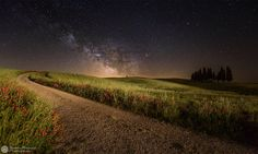 Staring at the stars by Alberto Paolucci