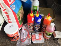Preparation is everything! Pre-lambing supplies 2014
