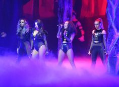 Little Mix Get Weird Tour at the O2 in London - March 27, 2016