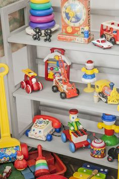 A selection of stock from www.loveincltd.co.uk vintage toys children's nursery